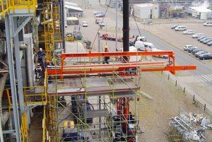kazáncső kihúzó furnance tube extractor