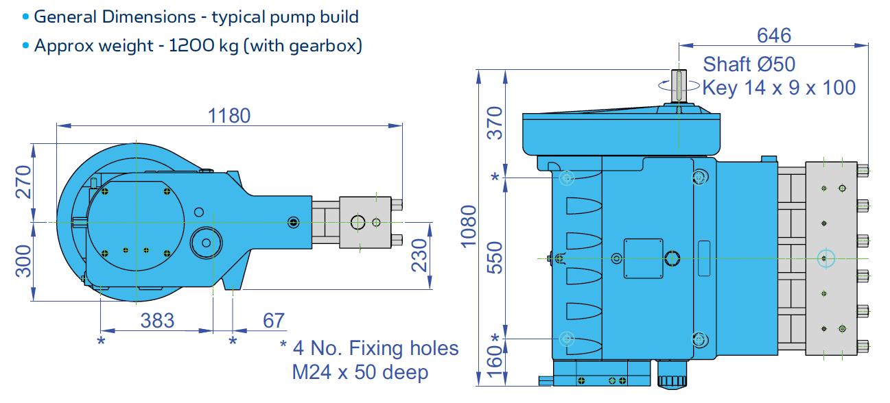Hughes Pumps - Products | ex-Tech Ltd.